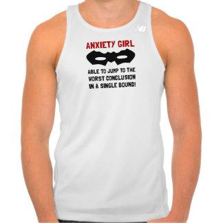 Anxiety Girl Tank Top