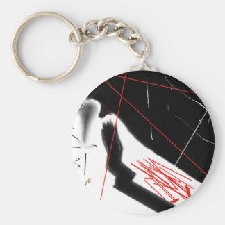 Anxiety Keychain