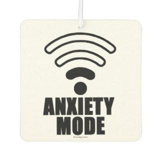 Anxiety mode air freshener