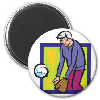 Any Age 2 Inch Round Magnet