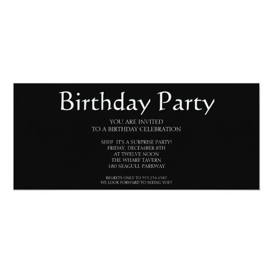 any age; birthday card