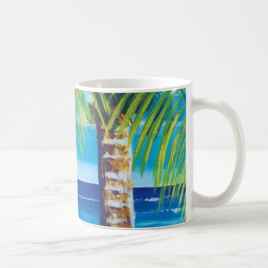 Any Beach Coffee Mug