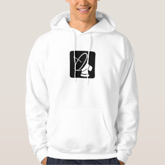 Any Body Out There? Hooded Sweatshirt
