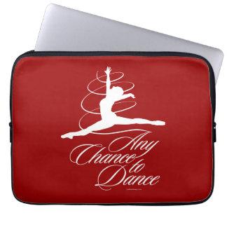 Any Chance To Dance Computer Sleeve