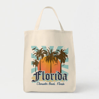 Any City Florida The Sunshine State Tote Bag