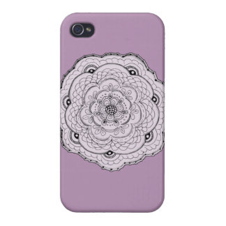 Any Color Background Colorful Music Heart iPhone 4/4S Case