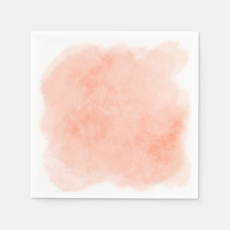 Any Color Background Watercolor Texture Paper Napkin