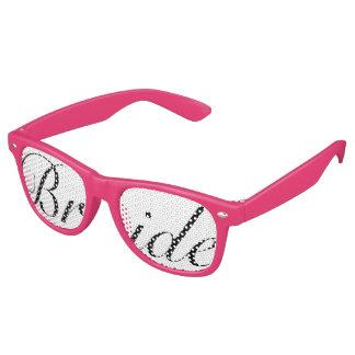 Any Color Bride Swag Party Glasses Wayfarer Sunglasses