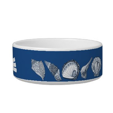 Beach Themed Any Color Customizable Seashells Bowl