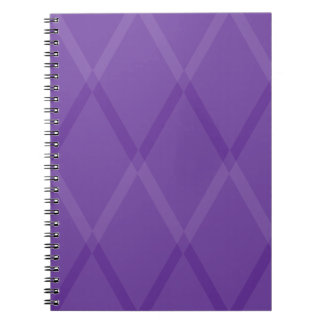 Any Color Double Diamond Notebook