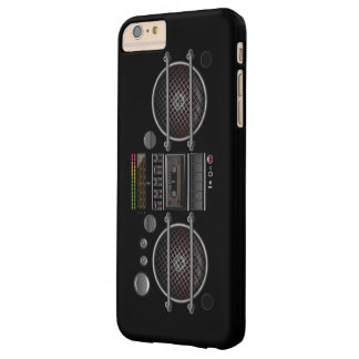 Any Color Ghetto Blaster Barely There iPhone 6 Plus Case