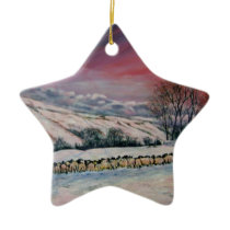 Any Dale in Yorkshire Ceramic Ornament
