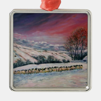 Any Dale in Yorkshire Metal Ornament