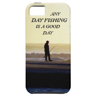 Any Day Fishing Is a Good Day iPhone SE/5/5s Case
