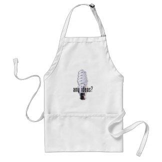 any ideas? adult apron