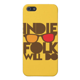 ANY indie folk band will do! Case For iPhone SE/5/5s