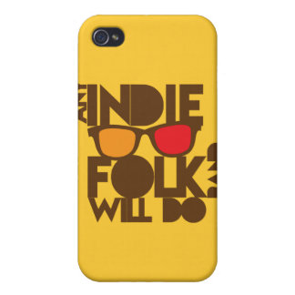 ANY indie folk band will do! Cover For iPhone 4