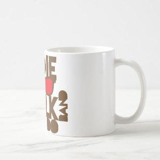 ANY indie folk band will do! Coffee Mug