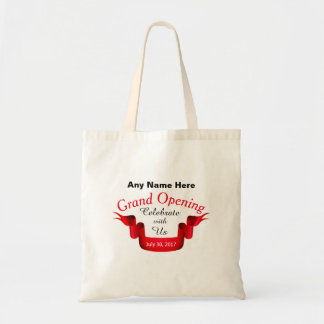 Any Name Grand Opening - Tote Bag
