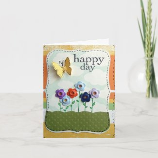 Any occasion card 2 - customize the text zazzle_card