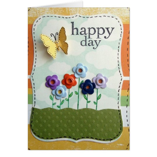 Any occasion card 2 - customize the text