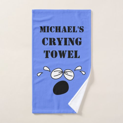 Any Occasion Crying Towel