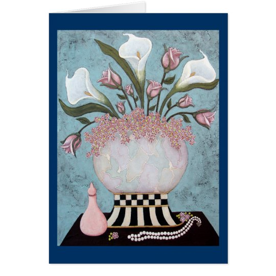 Any Occasion Greeting Card, Mother's Pearls Card