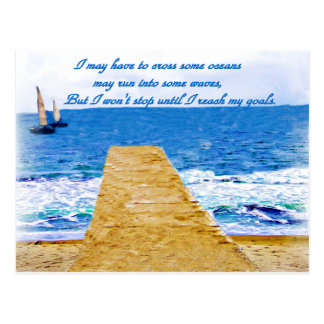 Any Occasions,Ocean pathway_ Postcard