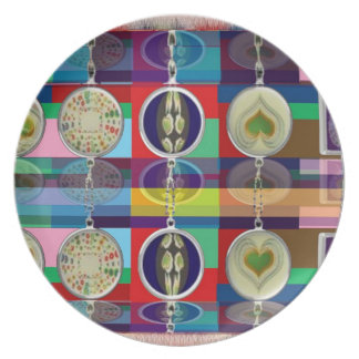 Any Occassion - Connect to Heart Collection Melamine Plate