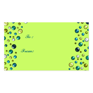 Any occassion Gift Tag -1 -Customize as you wish Business Card