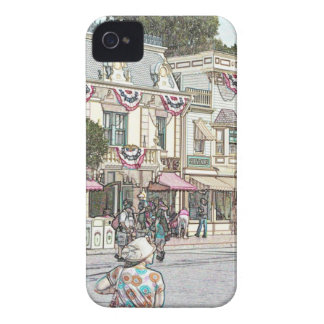 Any Town, USA iPhone 4 Cover