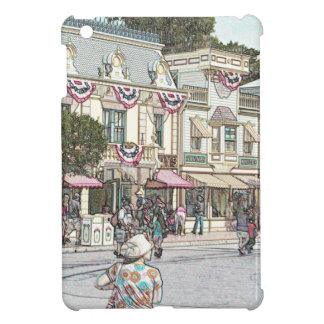 Any Town, USA Cover For The iPad Mini