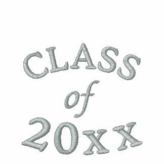 Any Year Custom Embroidered Graduation T-Shirts