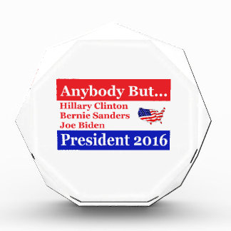 Anybody but Hillary, biden,sanders Award