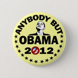 Anybody But Obama - 2012 Button