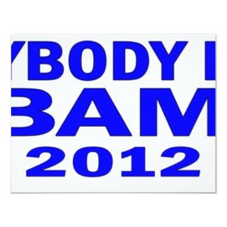 Anybody But Obama 2012 Invitation