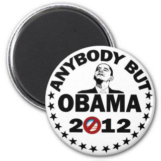 Anybody But Obama - 2012 Magnet