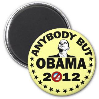 Anybody But Obama - 2012 Refrigerator Magnets