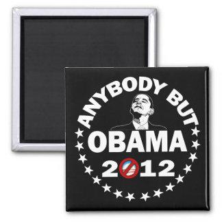 Anybody But Obama - 2012 Fridge Magnets