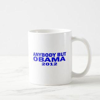Anybody But Obama 2012 Mugs