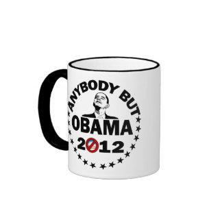 Anybody But Obama - 2012 Mugs