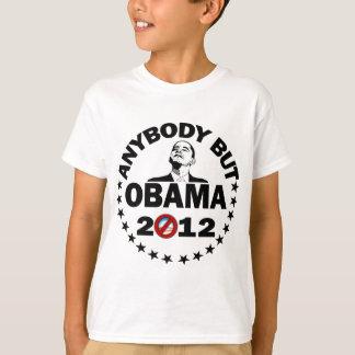 Anybody But Obama - 2012 T-Shirt