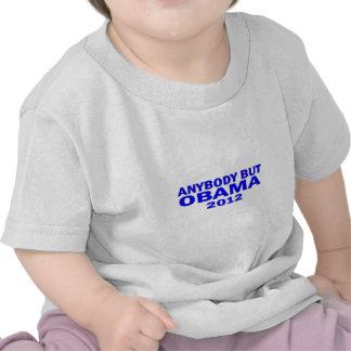 Anybody But Obama 2012 T Shirt