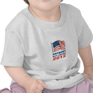 Anybody but Obama 2012 Shirts