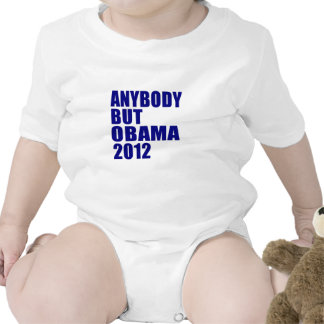 Anybody But Obama 2012 Baby Creeper