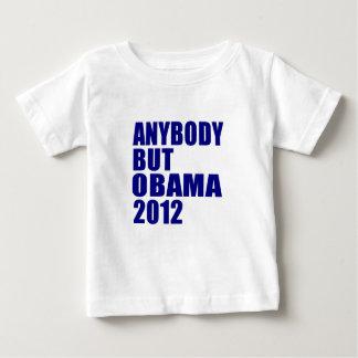 Anybody But Obama 2012 Tshirts