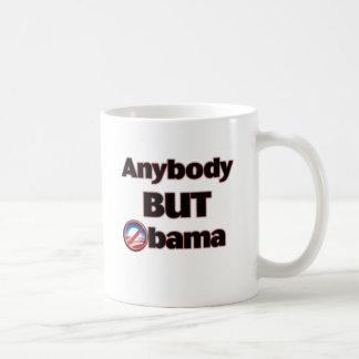 Anybody BUT Obama Mugs
