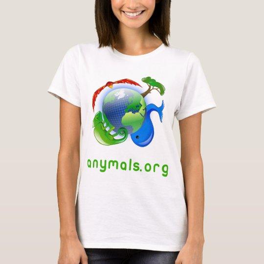 anymals.org T-Shirt