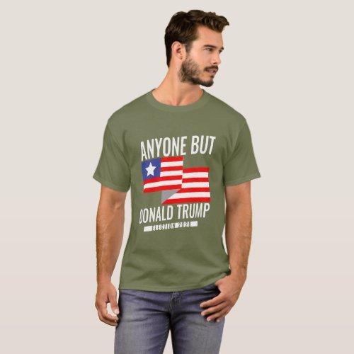 Anyone  Basic Dark T_Shirt