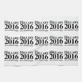 Anyone but Clinton Hand Towels